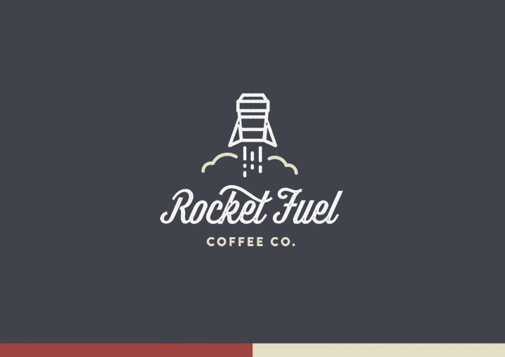 Rocketfuel Branding by Bristol based Green Chameleon