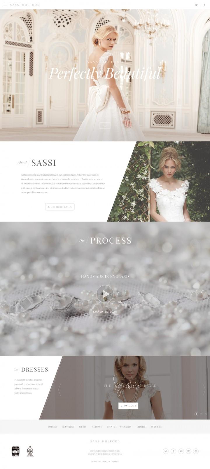 Sassi Holford Web Design Bristol