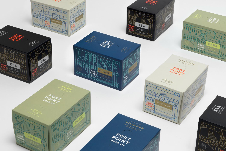 Packaging Roundup #1 - Green Chameleon